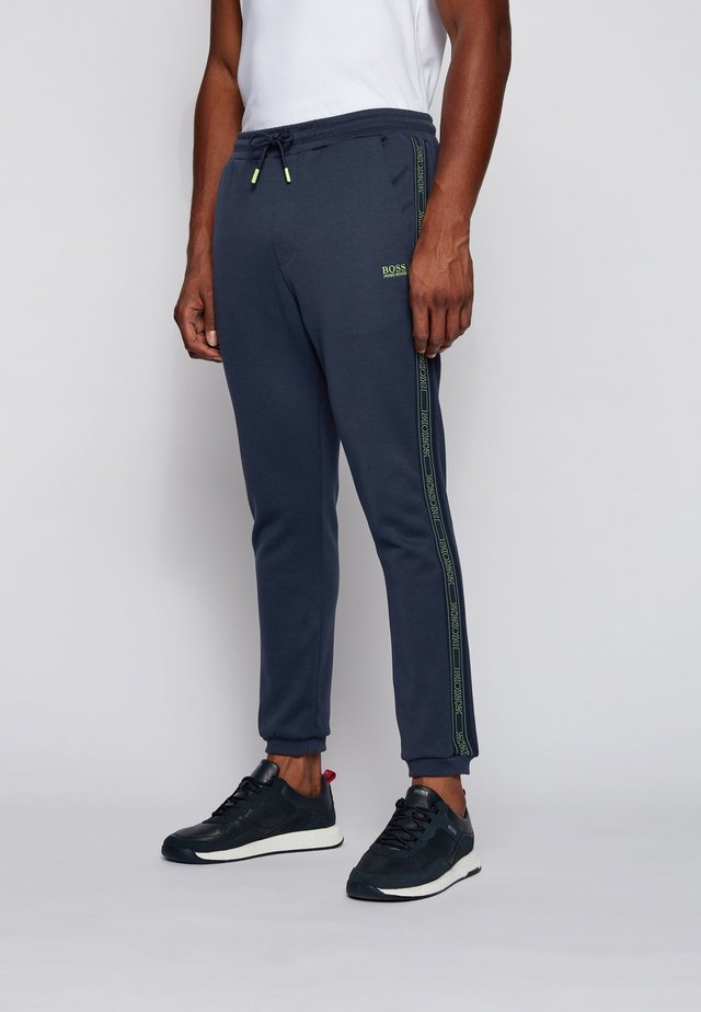 HADIKO ICON - Pantalon de survêtement - dark blue