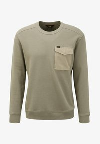 Lee - MILITARY - Sweter - utility green - 5