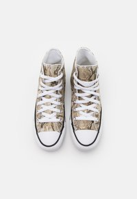 Converse - CHUCK TAYLOR ALL STAR UNISEX - Baskets montantes - egret/multicolor/white - 3