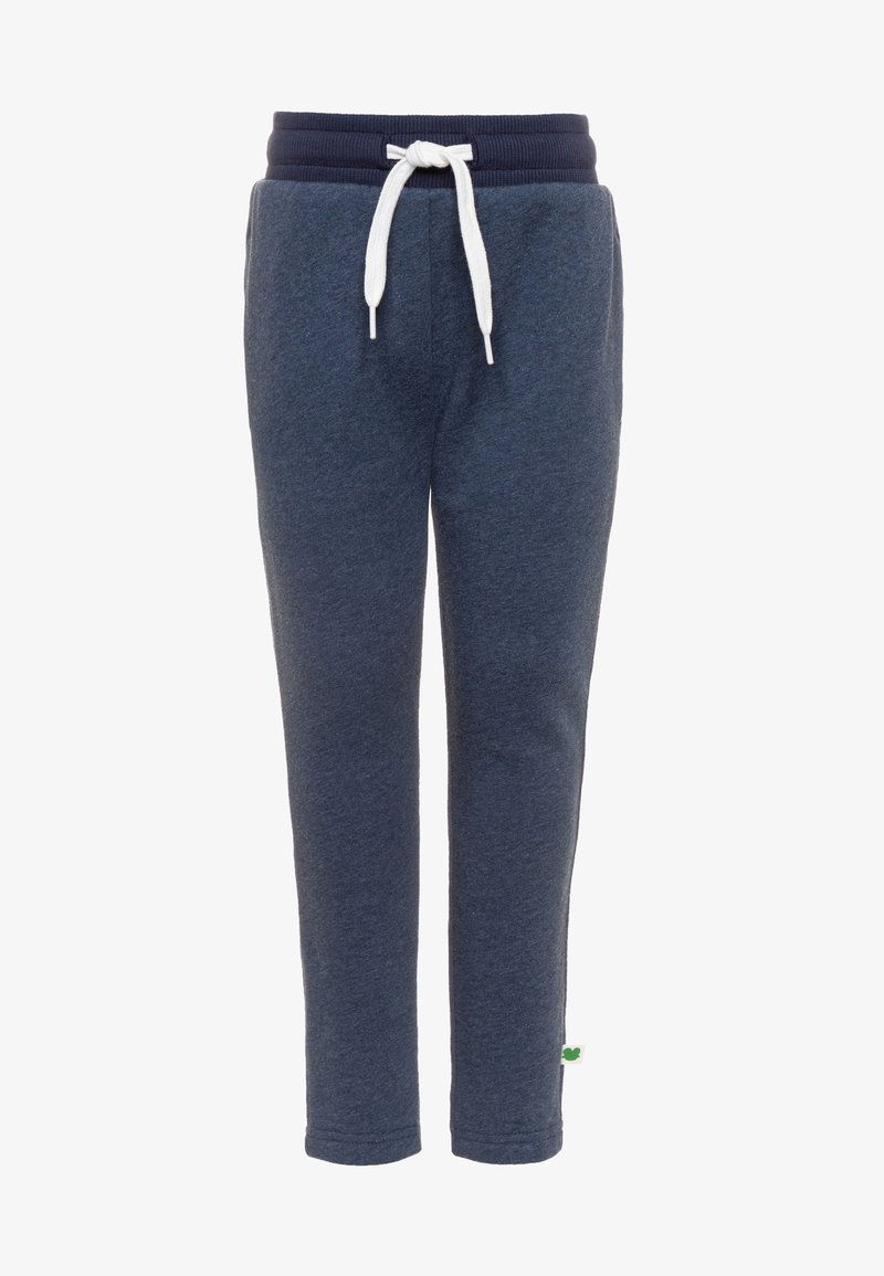 Fred's World by GREEN COTTON - SLIM FIt - Tracksuit bottoms - denim