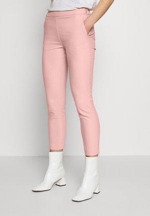 PROSY - Pantalon classique - vieux rose