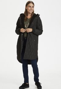 Kaffe - KASALLE - Winter coat - black deep - 0