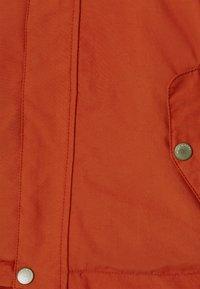 MINI A TURE - WALLY JACKET UNISEX - Zimní bunda - rooibos tea orange - 3