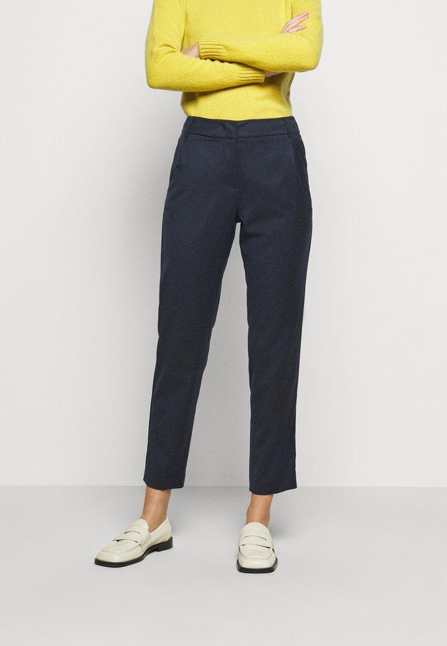 ONDATA - Kalhoty - blau