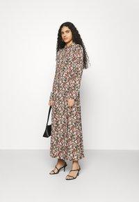 Mavi - PRINTED DRESS - Maxi dress - red flower print - 1