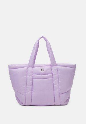 CLOUD BAG - Sports bag - aster purple