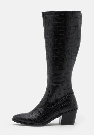 VMEA BOOT - Laarzen - black