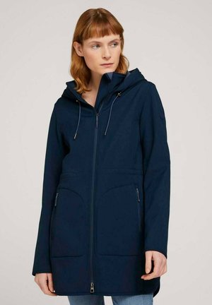 CASUAL  - Soft shell jacket - sky captain blue