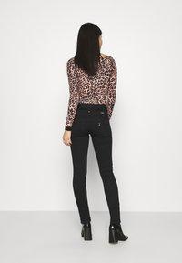 Liu Jo Jeans - RAMPY - Jeans Skinny Fit - black ribbon - 2