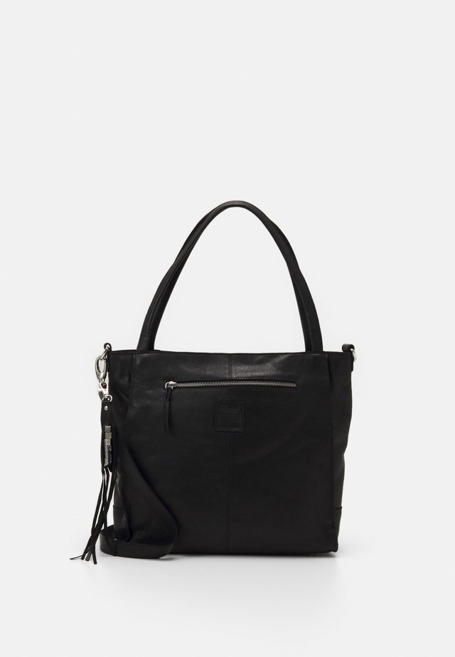 ROCCA - Shopping bag - black