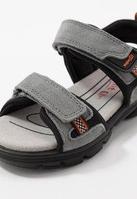 Superfit - SCORPIUS - Walking sandals - grau - 5