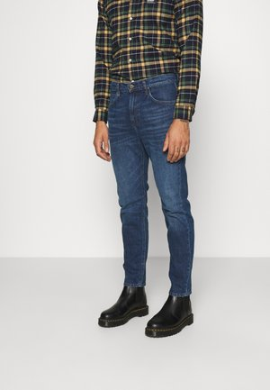 AUSTIN - Jeans Tapered Fit - mid bluegrass