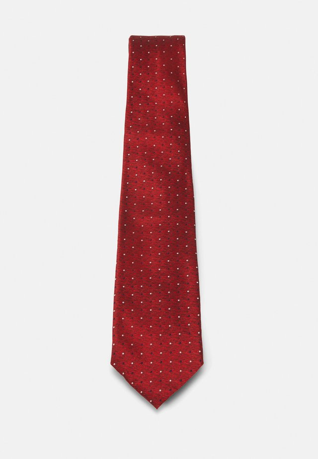 TIE - Cravate - red