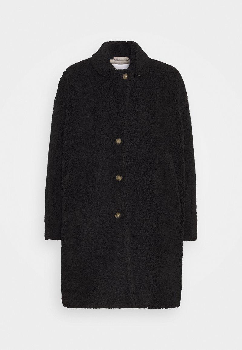 Won Hundred - KELLY - Zimní kabát - black