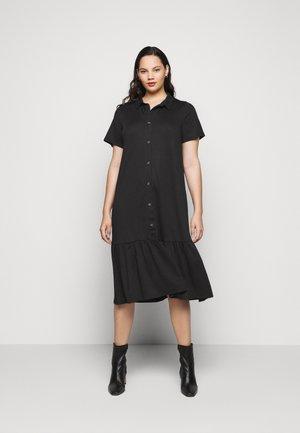 MEMILIA DRESS - Maxi-jurk - black