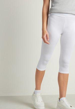 CAPRI - Leggings - Trousers - white, off-white