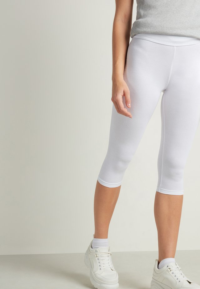 CAPRI - Leggings - white, off-white