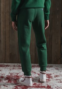 Superdry - Tracksuit bottoms - willow green grit - 1