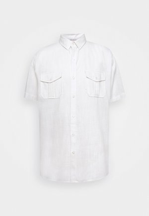OBELISK - Shirt - optic white