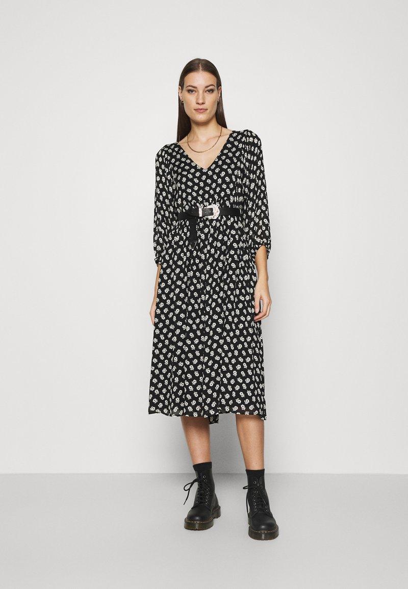 American Vintage - ABBODI - Day dress - black