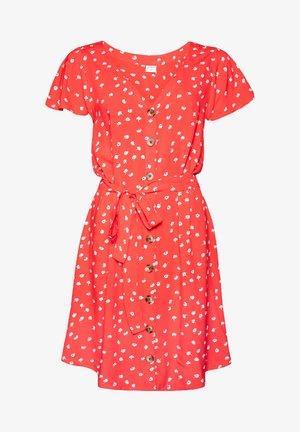 UNNA - Shirt dress - rosebud