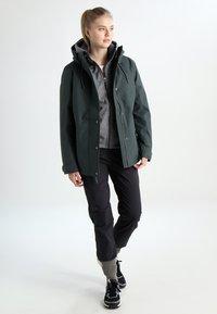 Jack Wolfskin - BELDEN PANTS - Outdoor trousers - phantom - 1