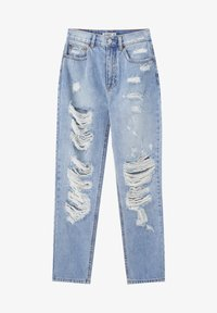 PULL&BEAR - Slim fit jeans - light-blue denim - 6