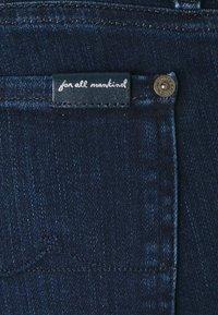 7 for all mankind - PYPER SLIM ILLUSION STARRY - Jeans Skinny Fit - dark blue - 2