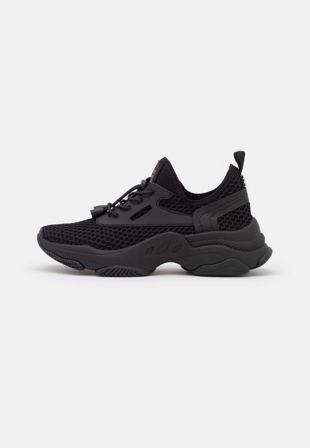 MASTERY - Sneakers laag - black