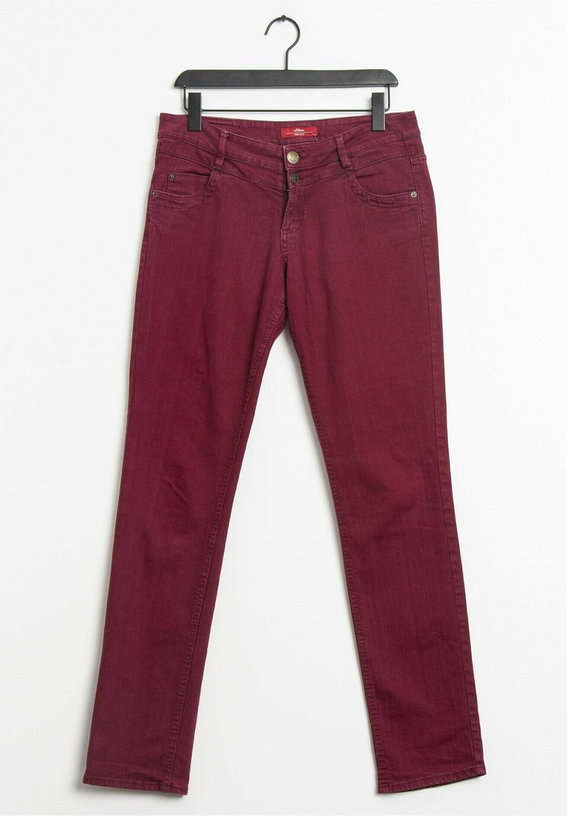 s.Oliver - Relaxed fit jeans - purple