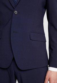 Bertoni - DREJER JEPSEN SUIT - Oblek - blue - 7