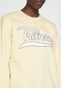 Gina Tricot - RILEY  - Sweatshirt - vanilla/tribeca - 6