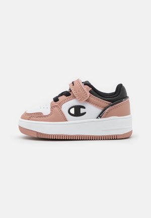 LOW CUT SHOE REBOUND 2.0 TD UNISEX - Chaussures de basket - pink/white/new black