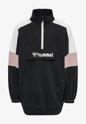 VALERIE LONG UNISEX - Sweatshirt - black
