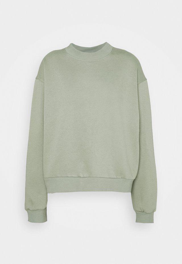 AMAZE  - Sweatshirt - sage green