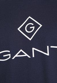 GANT - LOCK UP - Long sleeved top - evening blue - 5