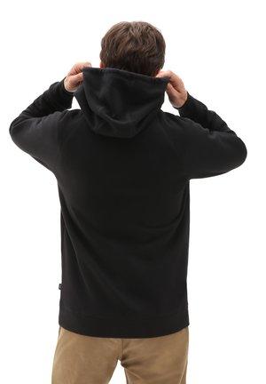 MN VERSA STANDARD HOODIE - Hoodie - black new varsity