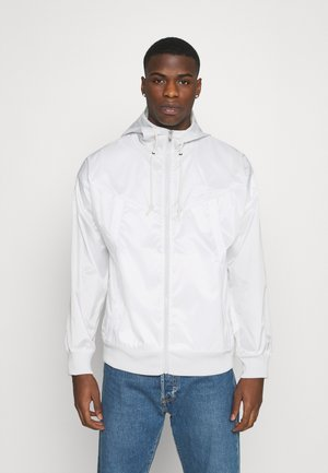 Summer jacket - photon dust/summit white