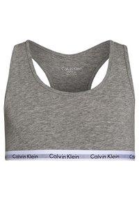 Calvin Klein Underwear - 2 PACK - Bustier - grey heather - 2