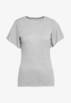 FLOUNCE - Print T-shirt - light grey