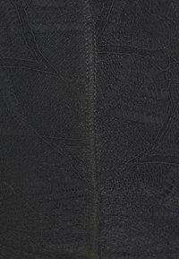 Samsøe Samsøe - MARILYN PADDED BRA - Kaarituettomat rintaliivit - black - 2