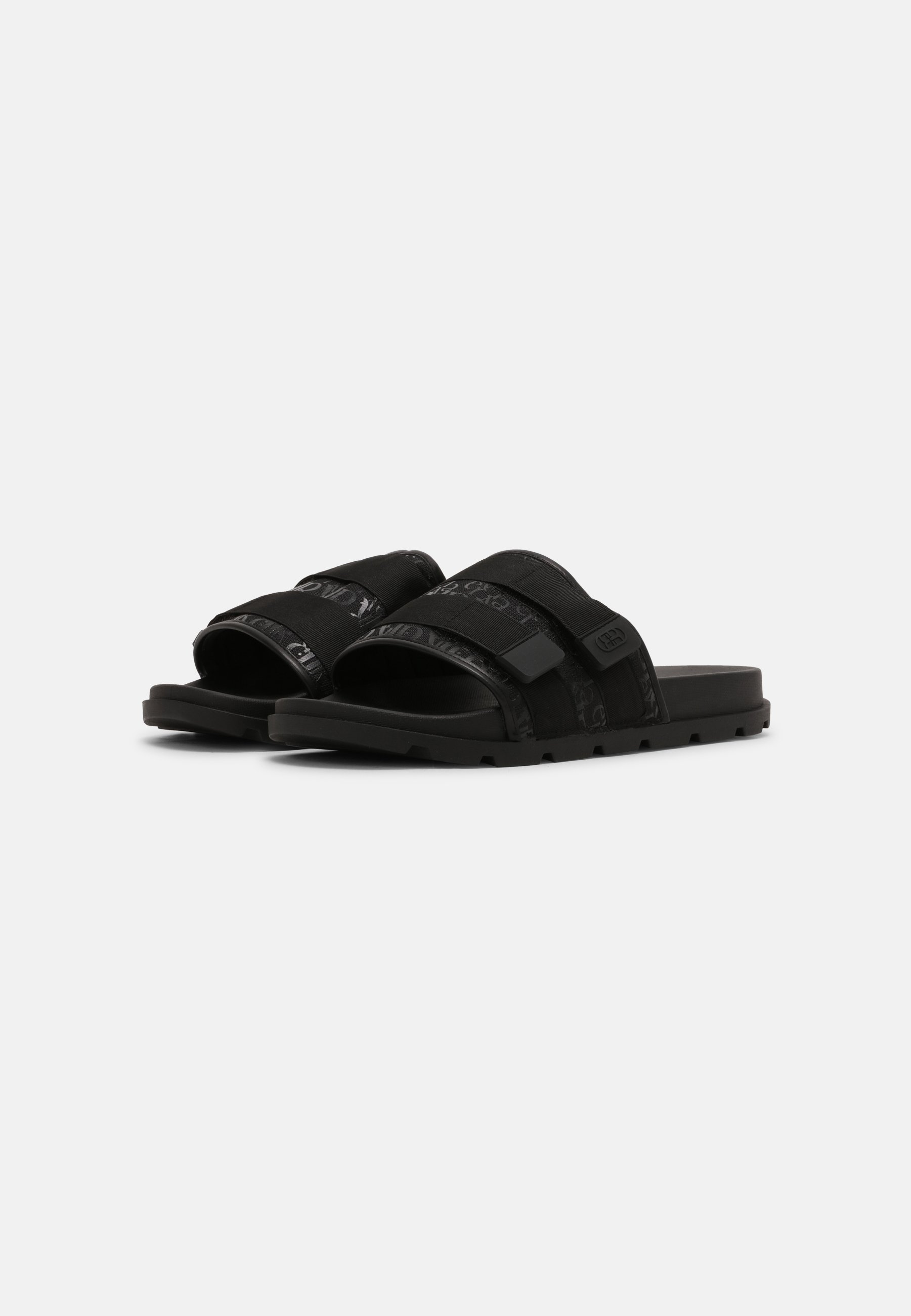 Men CHUNKY TWO STRAP  - Mules