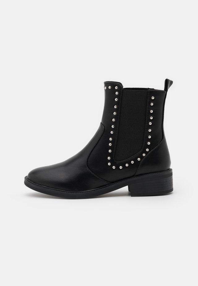 BLANCA - Korte laarzen - black