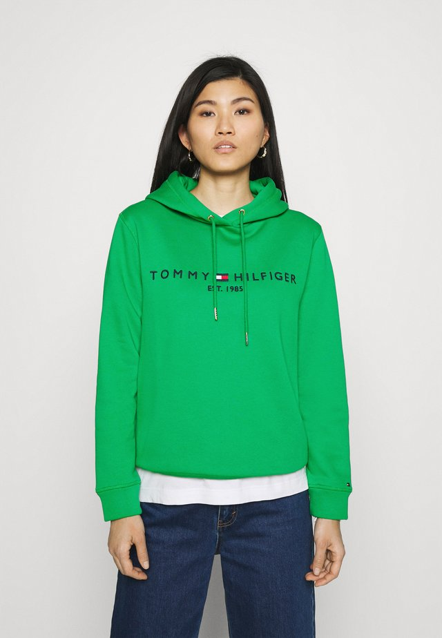 REGULAR HOODIE - Hoodie - primary green