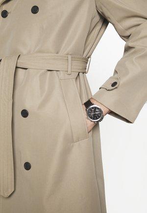 ASHTON - Watch - schwarz