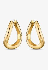 JETTE - Earrings - gelbgold - 0