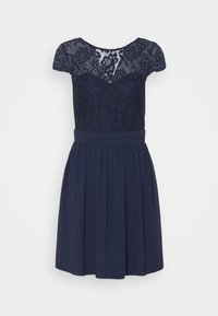 Nly by Nelly - MAKE ME HAPPY - Cocktail dress / Party dress - navy - 6
