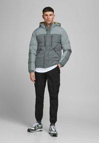 Jack & Jones - Winter jacket - light grey melange - 1
