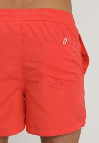 Jack & Jones - JJI CALI SWIM - Swimming shorts - hot coral - 1