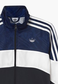 adidas Originals - TRACK UNISEX - Training jacket - black/dark blue/white - 2